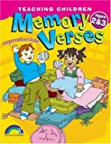 img - for TEACHING CHILDREN MEMORY VERSES, AGES 2&3 book / textbook / text book