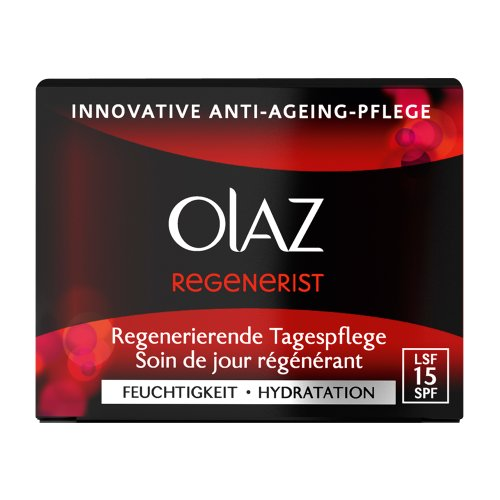 Olaz Regenerist Regenerierende Tagespflege mit LSF 15, 50ml
