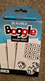 Boggle Puzzle Tablet