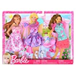 Barbie Fashionistas Pack Of 3 Wedding...