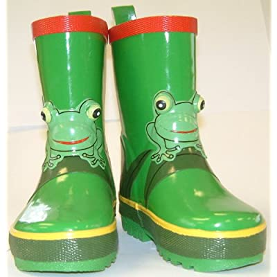 Frog Kidorable Rain Boots/Wellies