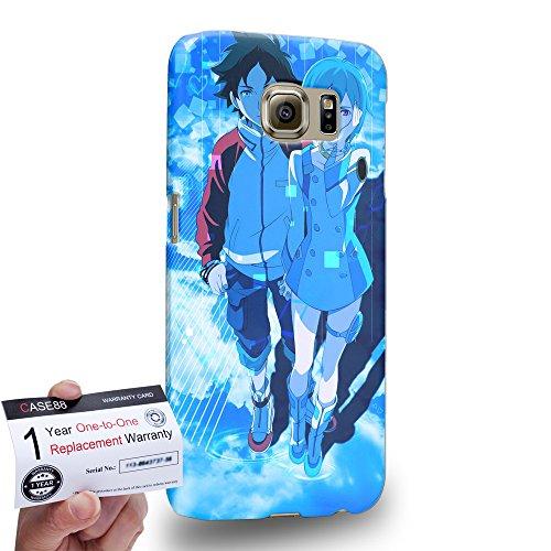 Case88 [Samsung Galaxy S6] 3D stampato Custodia/Cover Rigide/Prottetiva & Certificato di garanzia - Eureka seveN AO ASTRAL OCEAN Eureka Thurston Renton Thurston 2018