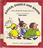 Shiver, Gobble, and Snore (Her Concept Storybooks) (0671651803) by Winn, Marie