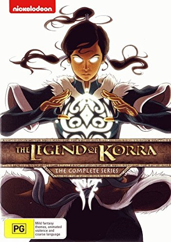 Legend of Korra: The Complete Series [Books 1 - 4] [NON-USA Format, Region 4 Import - Australia] (Korra Season 1 compare prices)