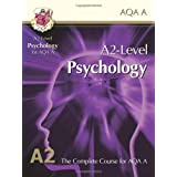 A2-Level Psychology for AQA A: Student Bookby CGP Books