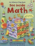 img - for See Inside Math (An Usborne Flap Book) book / textbook / text book