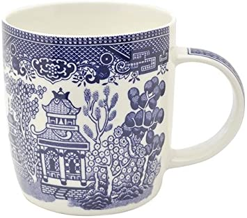 Blue Willow Dream Mug - Set of 6