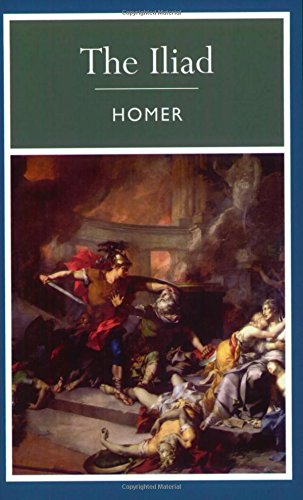 The Iliad (Arcturus Classics)