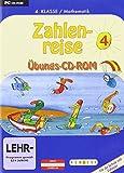 Software - Zahlenreise, 4. Klasse / Mathematik, 1 �bungs-CD-ROM F�r die Schule und zu Hause. Nach �sterreichischem Lehrplan. F�r Windows 98 oder h�her. Einzellizenz