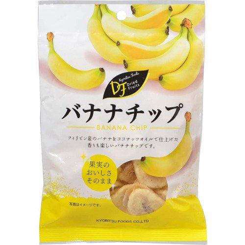 共立食品 バナナチップ 65g