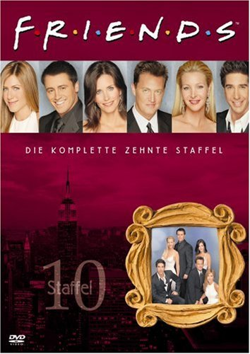 Friends - Die komplette zehnte Staffel (5 DVDs)