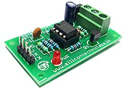 RS485 to TTL & TTL to RS485 bi-directional Converter, Transceiver for 8051 ,AVR,Arduino,PIC,ARM7 etc.