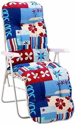 BEST 37306904 Relaxliege Sylt, weiß von BEST auf Gartenmöbel von Du und Dein Garten
