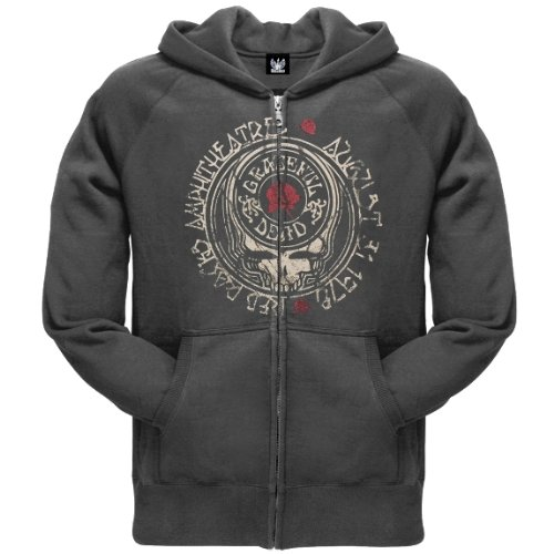 Grateful Dead - Red Rocks 78 Zip Hoodie - X-Large