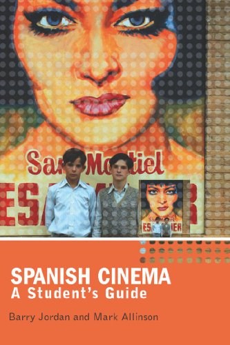 Spanish Cinema: A Student's Guide (Hodder Arnold...