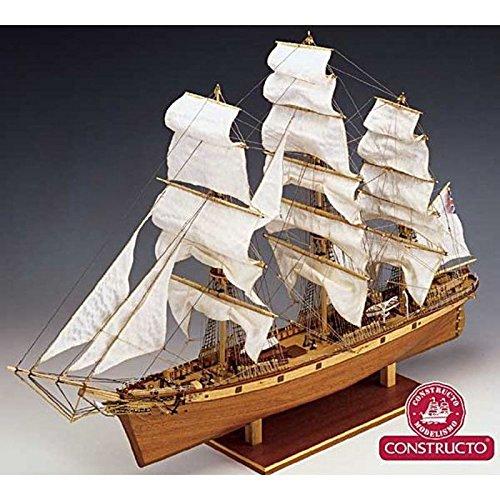 Constructo - 80838 - Construction et Maquette - Bateau - Cutty sark - 1:115