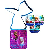 Disney Frozen Anna And Elsa Reward Gift Set Childrens Bag With Disney Frozen Charm Bracelets