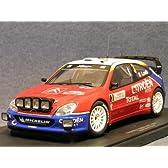 """1/18 CITROEN XSARA WRC 2004'S.LOEB/D.ELENA ( WINNER OF RALLY MONTE CARLO ) """"NIGHT RACE VERSION"""""""
