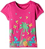 #4: Mothercare Baby Girls' T-Shirt (HA902_Pink_12-18 M)