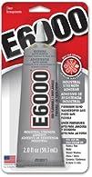 E6000reg Craft Adhesive 2 oz