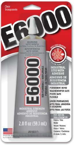 E6000® Craft Adhesive, Clear, 2 oz
