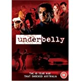 "Underbelly - Complete Season 1 [UK Import]von ""ENTERTAINMENT ONE"""