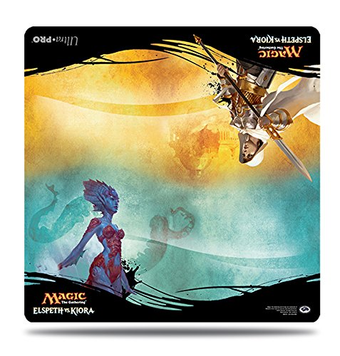 Ultra Pro Elspeth vs Kiora Magic Duel Play Mat
