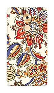 Amez designer printed 3d premium high quality back case cover for Huawei Mate 8 (Pattern 1)
