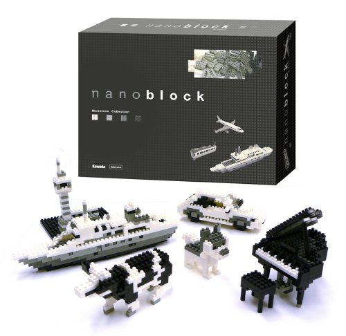 Nanoblock NB-002 Standard Color Set