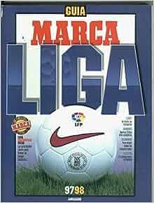 Guia Marca Liga 97/98: Varios: Amazon.com: Books