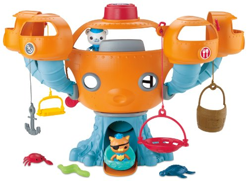 Fisher-Price Octonauts Octopod Playset - 1