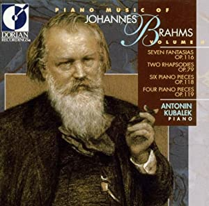 V 2: Piano Music of Johannes B