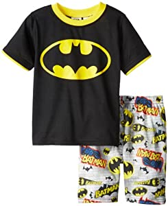 DC Comics Boys 2-7 Batman Short Set from DC Comics