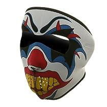 Neoprene Full Face Mask - Clown