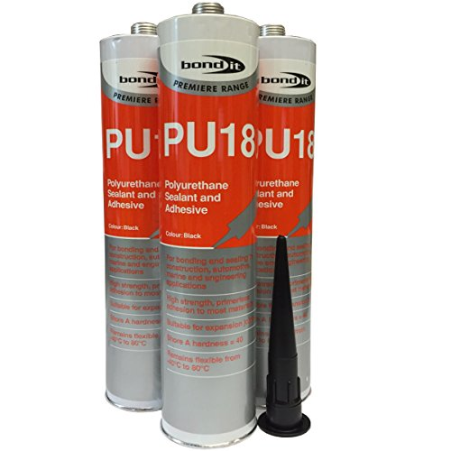 pu18-black-polyurethane-sealant-adhesive-strong-flexible-for-construction-auto-and-marine-applicatio