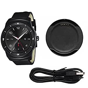 Leevin LG G Watch R Charger ,Leevin Charging Dock Cradle Station Charger with Cable for Smart Watch LG G Watch R