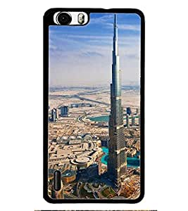 PRINTSWAG AIR VIEW Designer Back Cover Case for HUAWEI HONOR 6