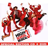 "High School Musical 3: (CD+Making-Of-DVD)von ""Ost"""