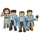 Diamond Select Toys Minimates Ghostbusters 2010 SDCC San Diego Comic Con Excl...