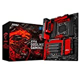 MSI Extreme Gaming Intel X99 LGA 2011 DDR4 USB 3.1 Extended ATX Motherboard (X99A GODlike Gaming )