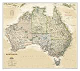 Australia Executive [Tubed] (National Geographic: Reference Map)