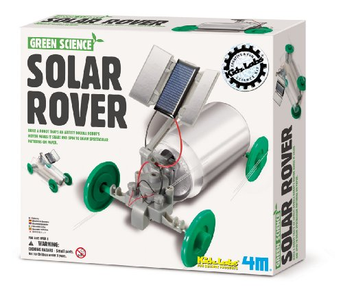 4M Solar Rover Kit (Energy Lab compare prices)