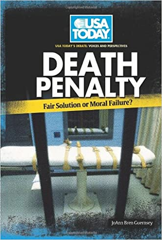 Death Penalty: Fair Solution or Moral Failure? (USA Today's Debate: Voices & Perspectives)
