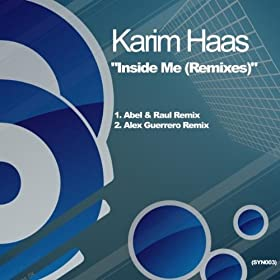 Karim Haas - Inside Me