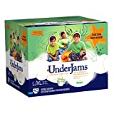 Pampers UnderJams for Boys Size 8 Diapers 40 Count