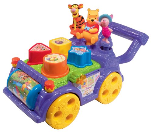 VTech - Winnie The Pooh - Sort 'n Learn Cart - 1