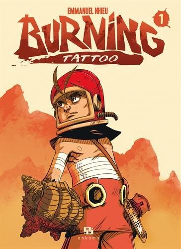 Burning tattoo (1) : Burning tattoo
