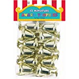 "Trophies 2-1/2"" 12/Pkg-Mini Award"