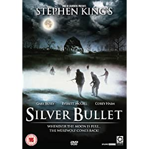 Silver Bullet [DVD]