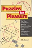 img - for Puzzles for Pleasure book / textbook / text book